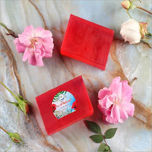 Pure Glycerine Rose Soap