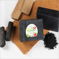 Herbal Charcoal Shea Butter Soap