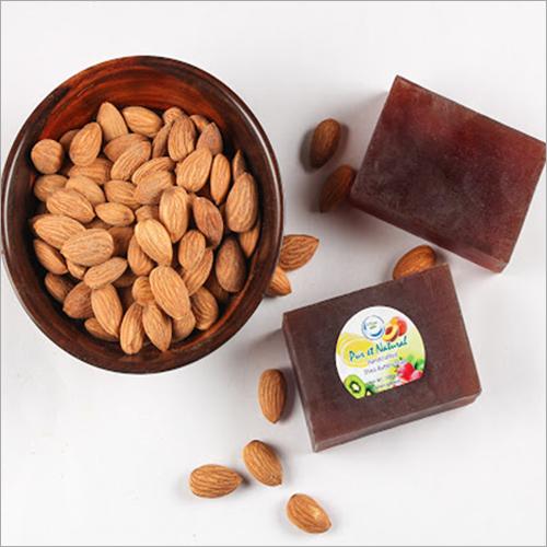 Pure Glycerine Almond Soap