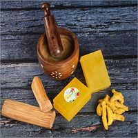 Pure Glycerine Turmeric Sandal Soap