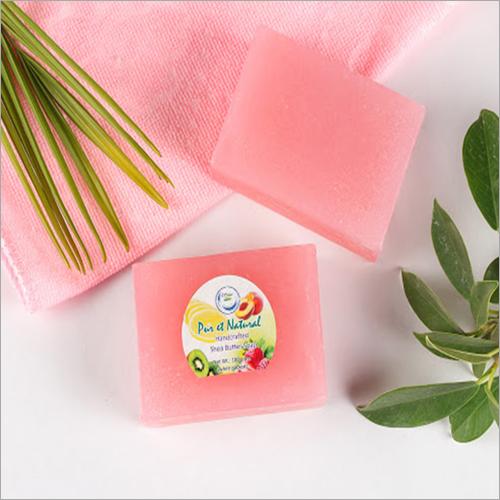 Handmade Lotus Shea Butter Soap