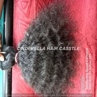 Indian Virgin Remy Curly Human Hair