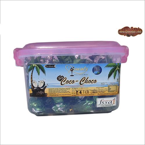 Centre Filled Coconut Ball Dark Chocolate