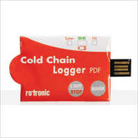 Cold Chain Temperature Logger