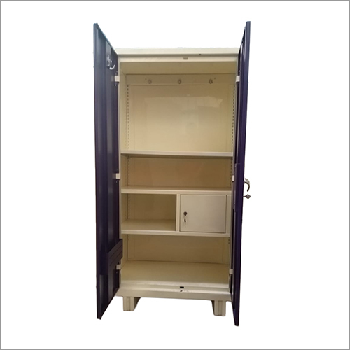 Stainless Steel Almirah With Multiple Partition