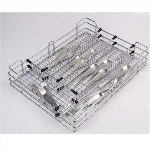 Cutlery Acrylic Baskets