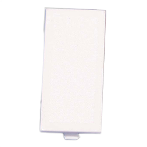 5 x 5 mm Modular Ceiling Rose Blank Plate