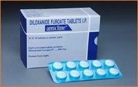 Diloxonide furoate Tablet