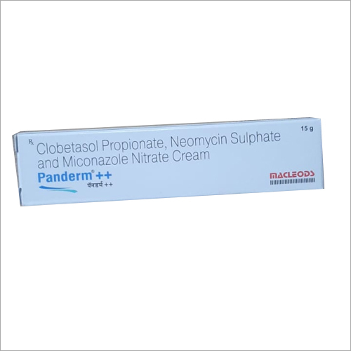 15 gm Clobetasol Propionate Neomycin Sulphate and Miconazole Nitrate Cream