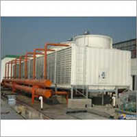 Industrial Cooling Tower Tank Lining Works Services