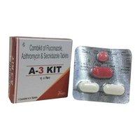 Fluconazole, Azithromycin & Secnidazole Combi Kit