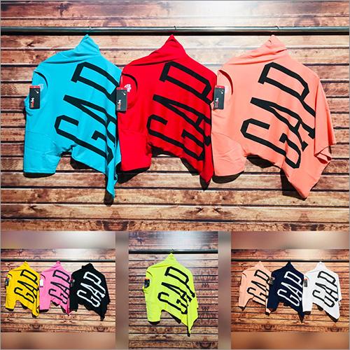 Mens Multi Color T Shirt