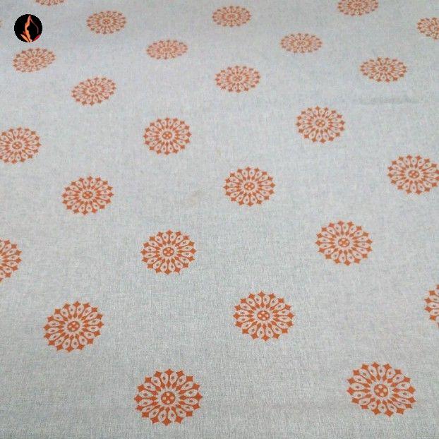 Linene Printed Fabric