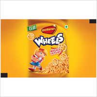 Padaran Wheels Snacks