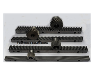 Vertical Rack And Pinion