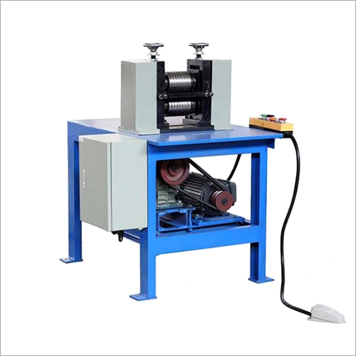 Industrial Rolling Type Pipe Shrinking Machine