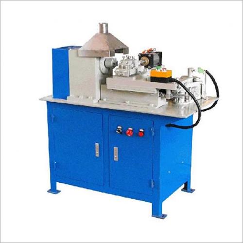 Semi Automatic End Lathe Machine