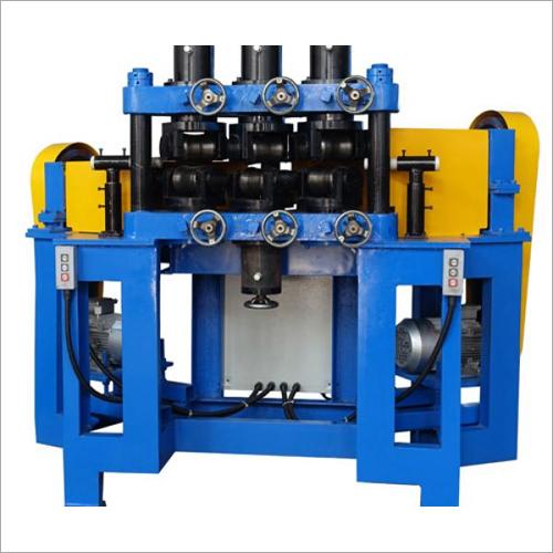 Three Roll Straightener Machine