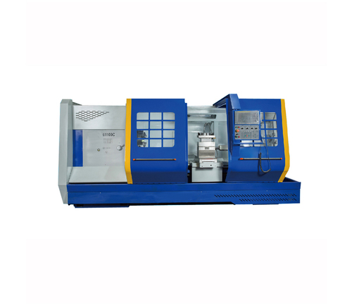 High Precision Horizontal Flat Bed CNC Lathe Machine Ck6180c