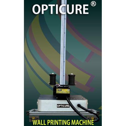 Opticure Wall Printing Machine