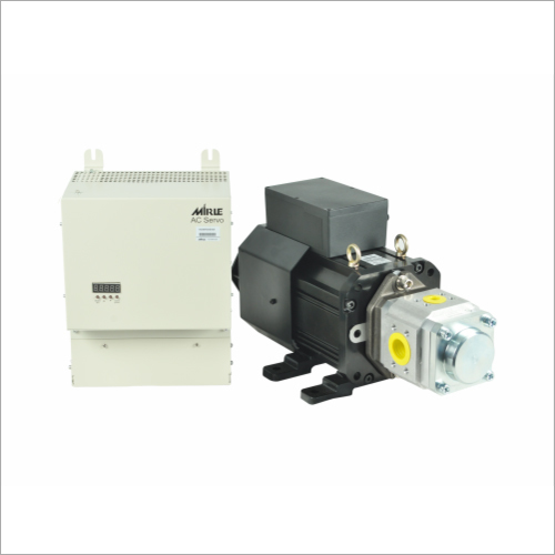 Servo System for Injection Moulding Machines