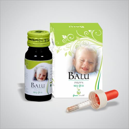 Ayurvedic Balu Drops