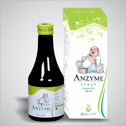 200 ml Anzyme Syrup