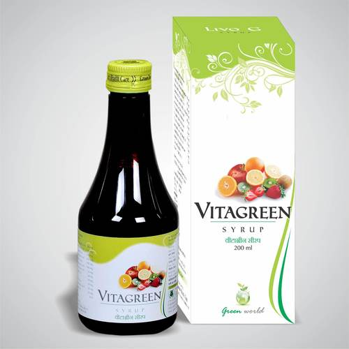 Vitamin General Tonic Syrup and Tablet