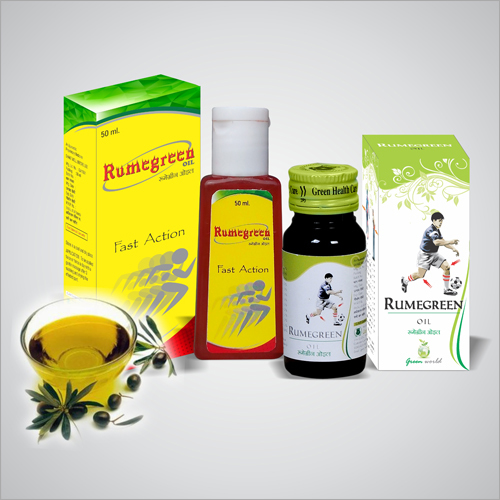 Rumegreen Oil