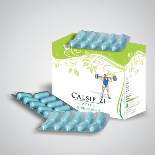 Calsip ZI Capsules