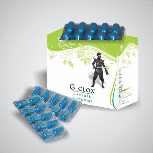 G Clox  Capsules