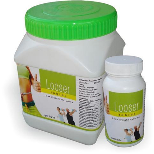 Ayurvedic Weight Loss Tablet