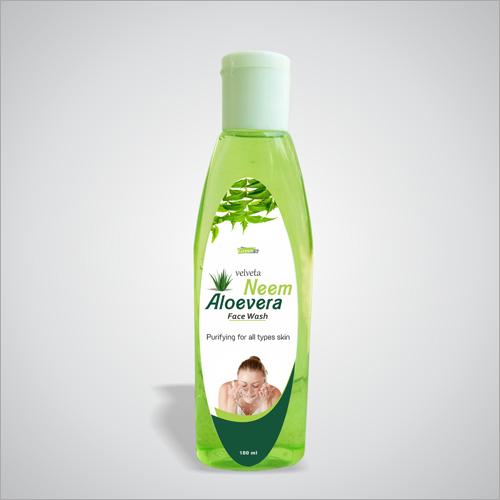 100 ml Neem Aloevera Face Wash