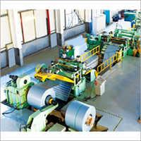 CR Coil Slitting Machine