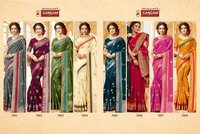 Indian Handloom Cotton Saree