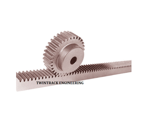 Micro Rack And Pinion