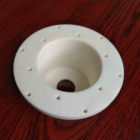 Glazed Alumina Ceramics