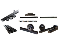 Rack And Pinion Worm Gear