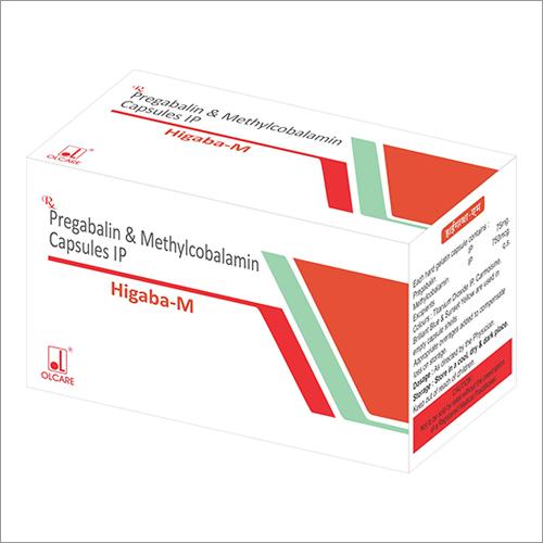 Pregabalin And Methylcobalamin Capsules IP