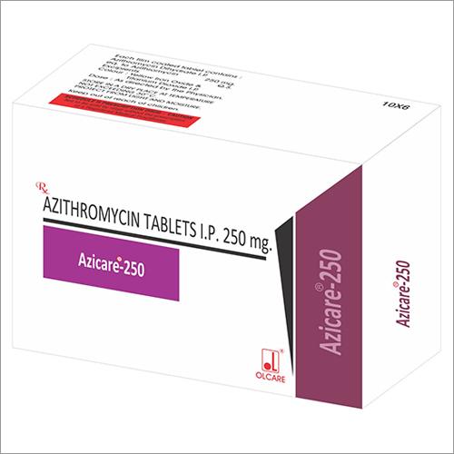 Azitex - 250 Tablets