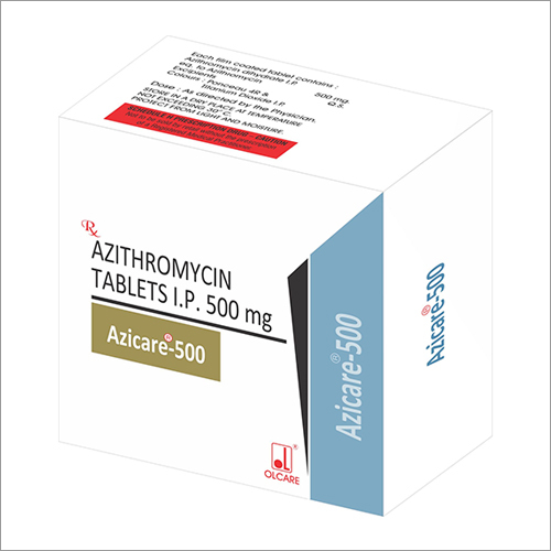 Azitex - 500 Tablets