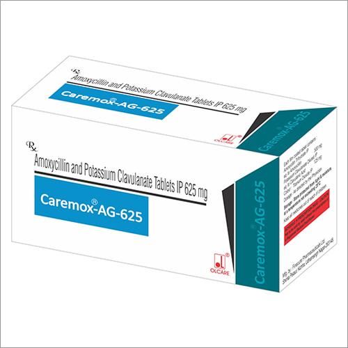Caremox AG Tablet 625 mg