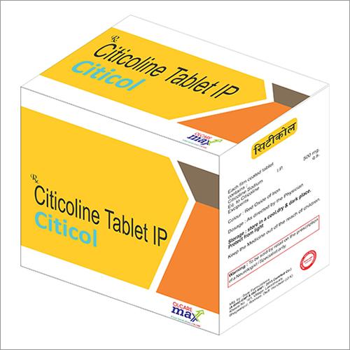Citicol-500 Tablets