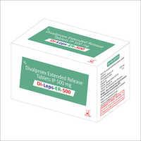 Di-Leps-ER-500 Tablets