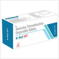 Ketoroloc Triomethamine Dispersible Tablets