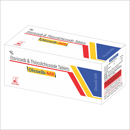 Etoricoxib And Thiocolchiocoside Tablets
