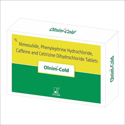 Olnim-Cold Tablets