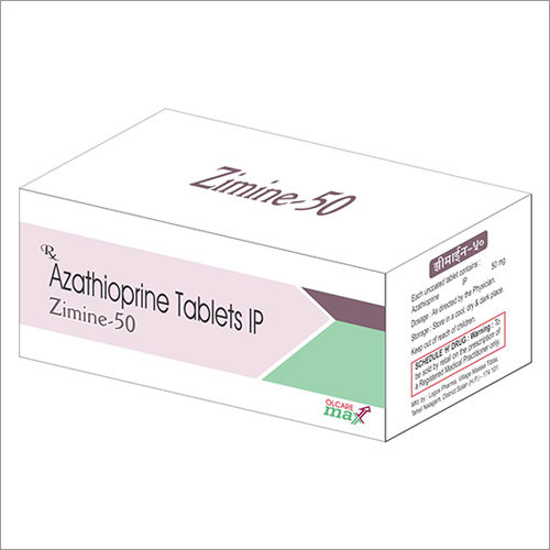 Zimine-50 Tablets