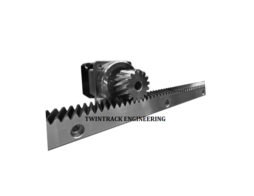Anti Backlash Rack And Pinion