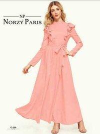 Ladies Western Dress